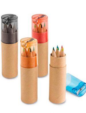 Caixa de Lápis Pequena Personalizada